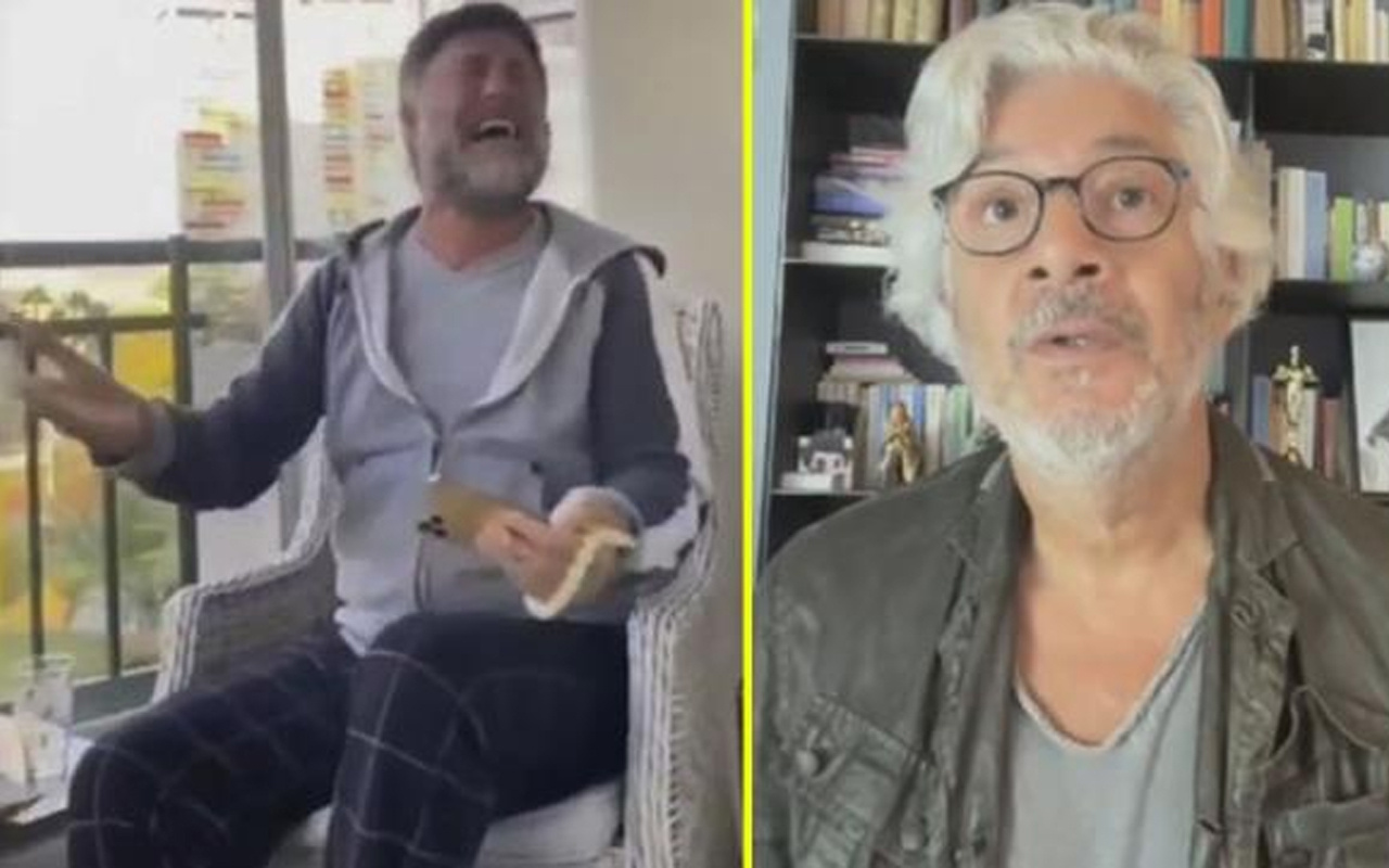 Bin euro borç isteyince olanlar oldu! Behzat Uygur İzzet Yıldızhan videosunu izleyenler şaştı kaldı