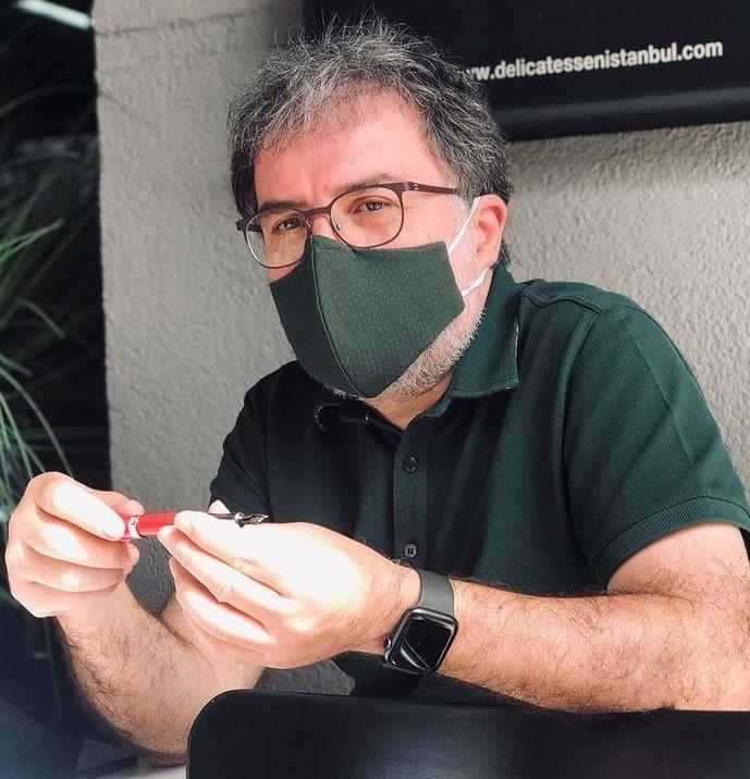Ahmet Hakan'dan ünlülere aşı çağrısı: Lütfen elinizden geleni yapın!
