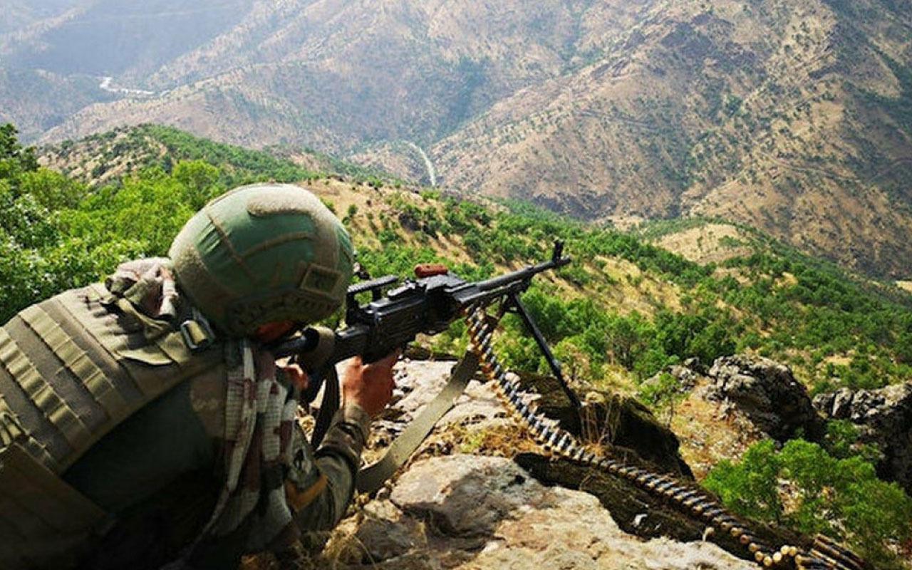 PKK'ya rahat nefes yok! MSB duyurdu: 3 terörist daha öldürüldü