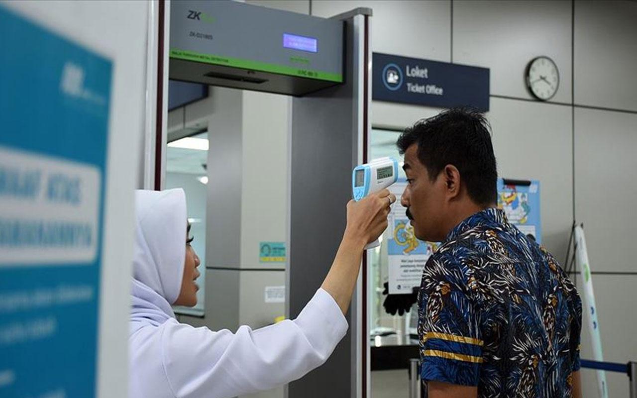 Endonezya'da vakalar arttı! Kovid-19 kısıtlamaları bir hafta daha uzatıldı