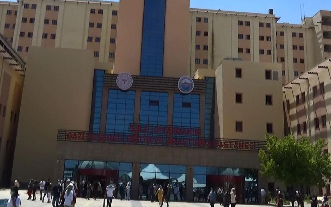 Diyarbakır kırmızıya büründü! Hastanede yataklar yüzde 40 doldu