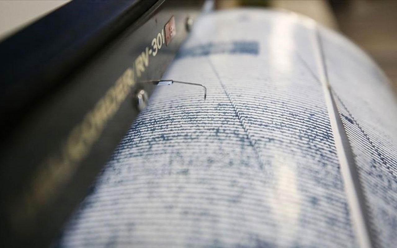 Japonya'nın Aomori eyaleti açıklarında 5,1 büyüklüğünde deprem