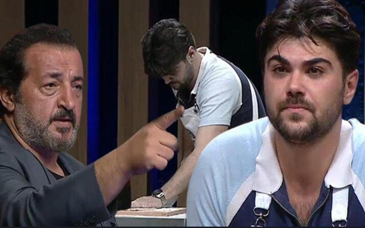 Tv8 MasterChef'te Mehmet Şef'ten diskalifiye şoku! Fark etmeseydi...