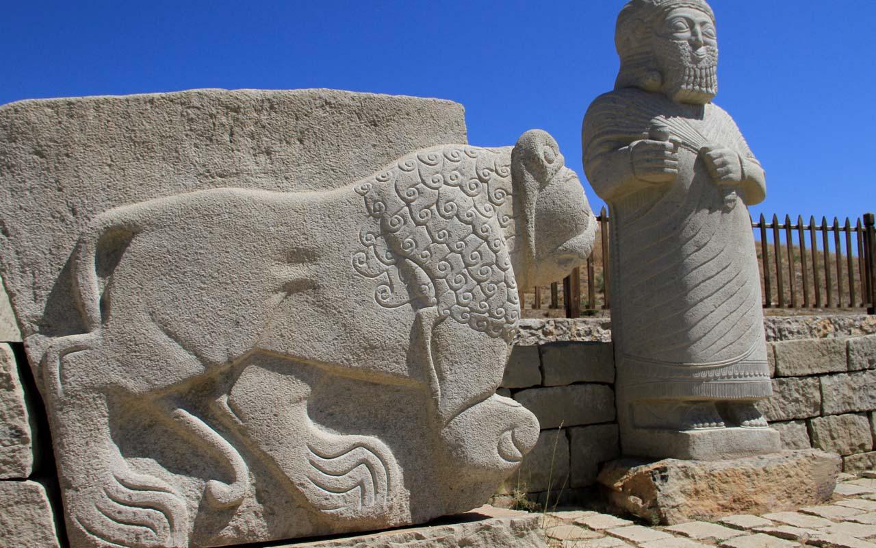 Bakan Mehmet Nuri Ersoy müjdeledi! Arslantepe Höyüğü UNESCO Miras Listesi'nde