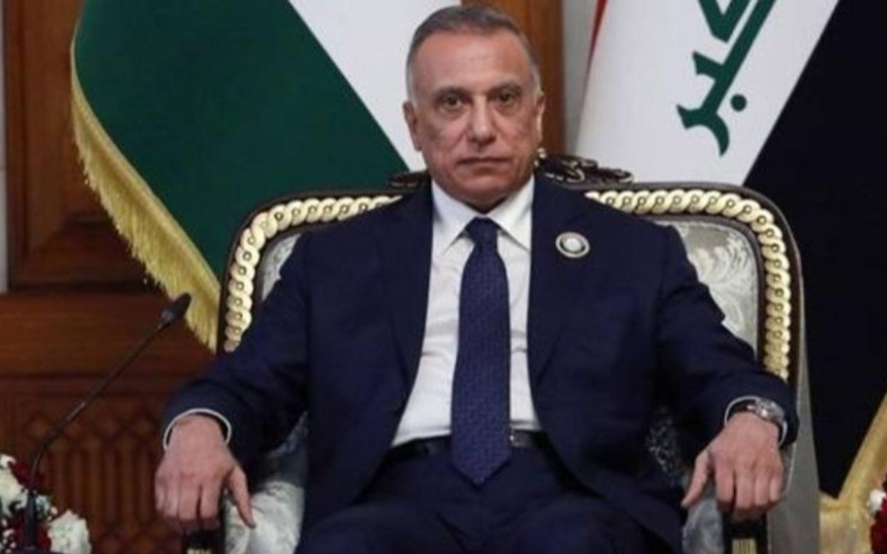 Irak Başbakanı Kazımi: Toprağımızda ABD askerine ihtiyacımız yok