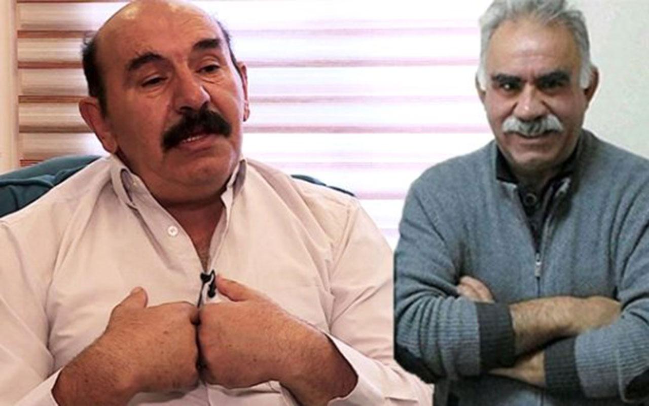 Osman Öcalan felç oldu! Bitkisel hayata girdi
