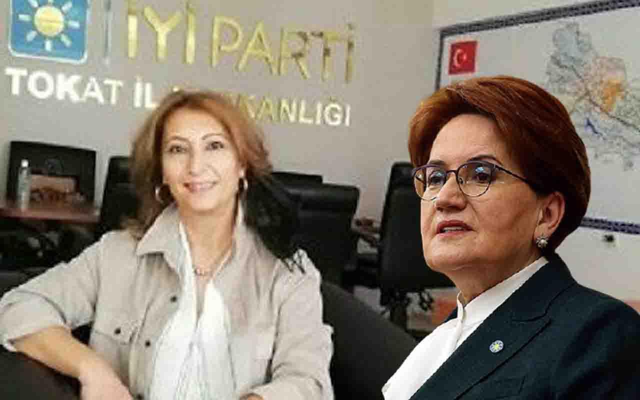 İYİ Partili Songül Sarıtaşlı'ya 'Ömer Halisdemir' soruşturması..