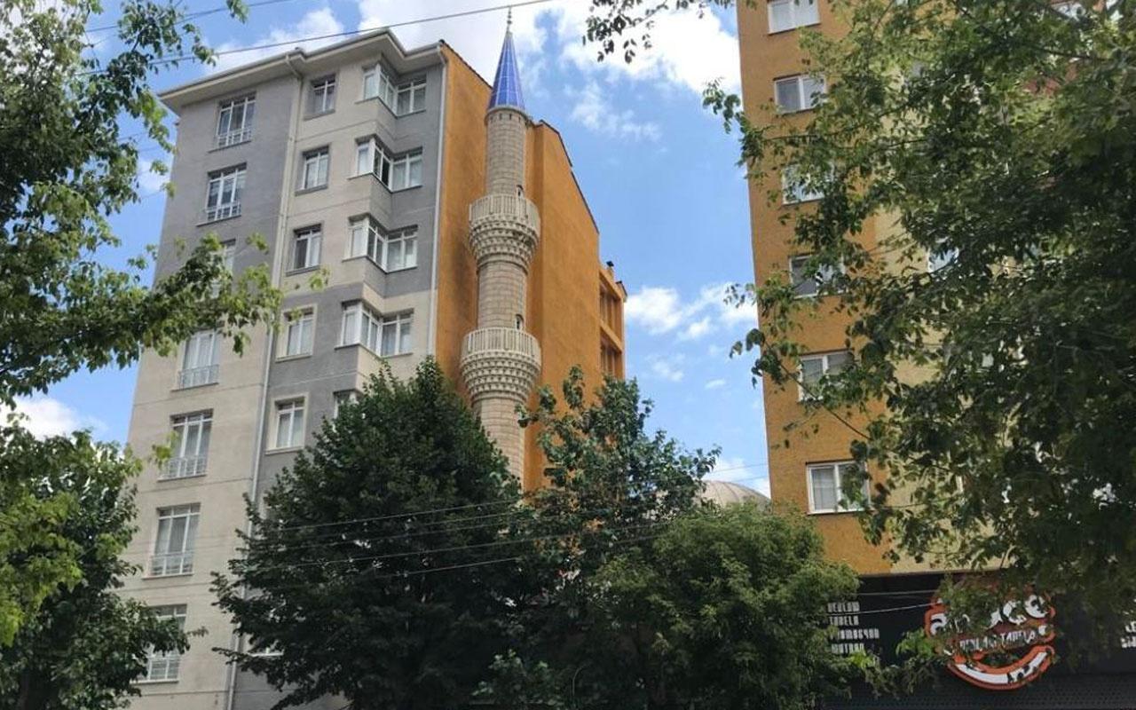 Eskişehir'de 1986 yılında yapılan cami kayboldu görenler şaşkına dönüyor