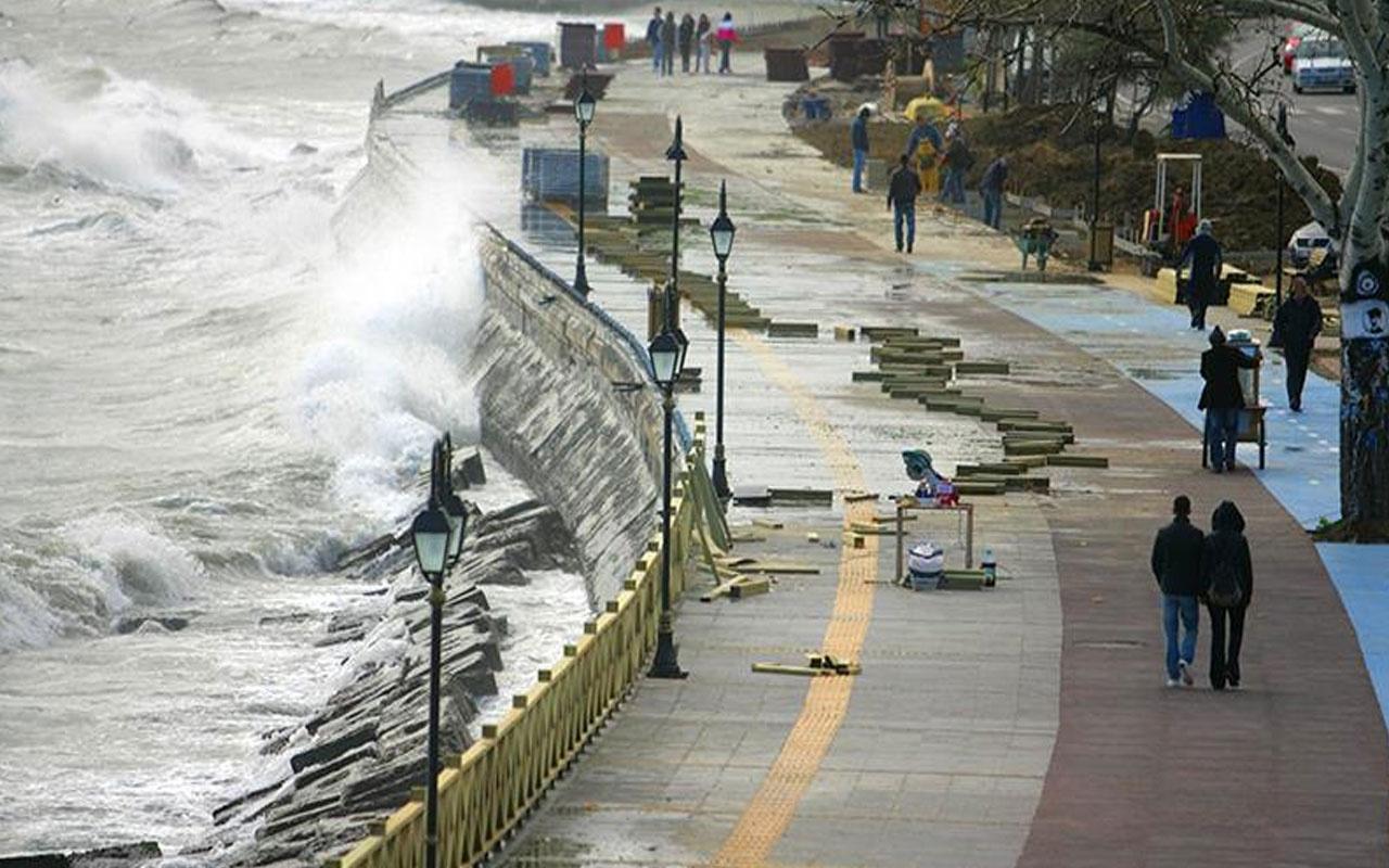 TBMM'nin deprem raporunda tsunami uyarısı! Marmara'da ilk dalga 10 dakikada kıyıya ulaşır