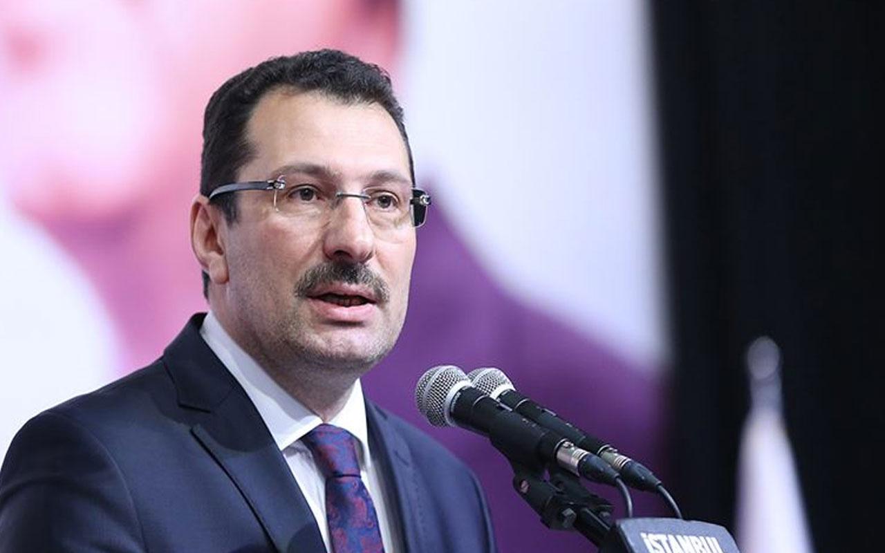 """AK Parti Genel Başkan Yardımcısı Ali İhsan Yavuz'dan """"aşı ve tedbir"""" çağrısı"""