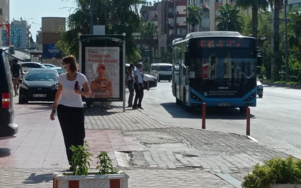 Antalya'da 5 bin TL maaşla çalışacak 50 otobüs şoförü aranıyor ama bulunamıyor