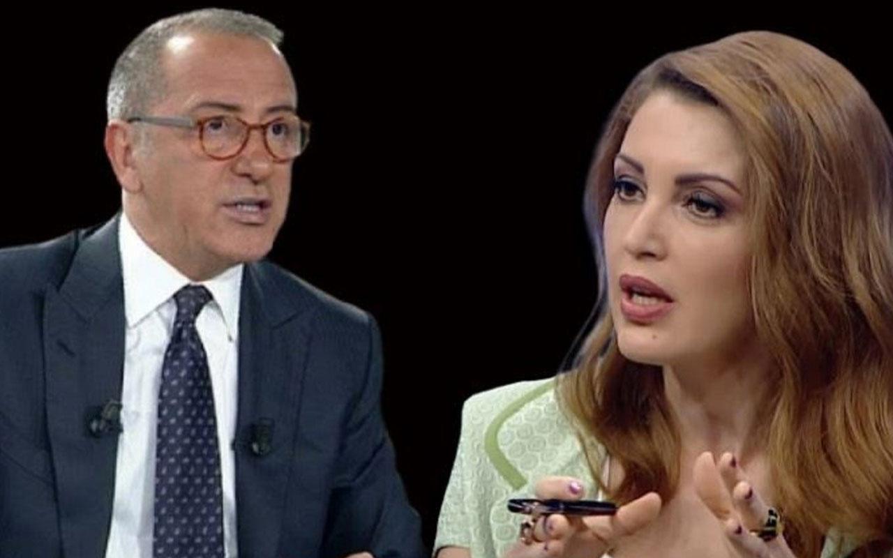 Fatih Altaylı-Nagehan Alçı arasında 'faşist, yalaka' kavgası büyüyor!