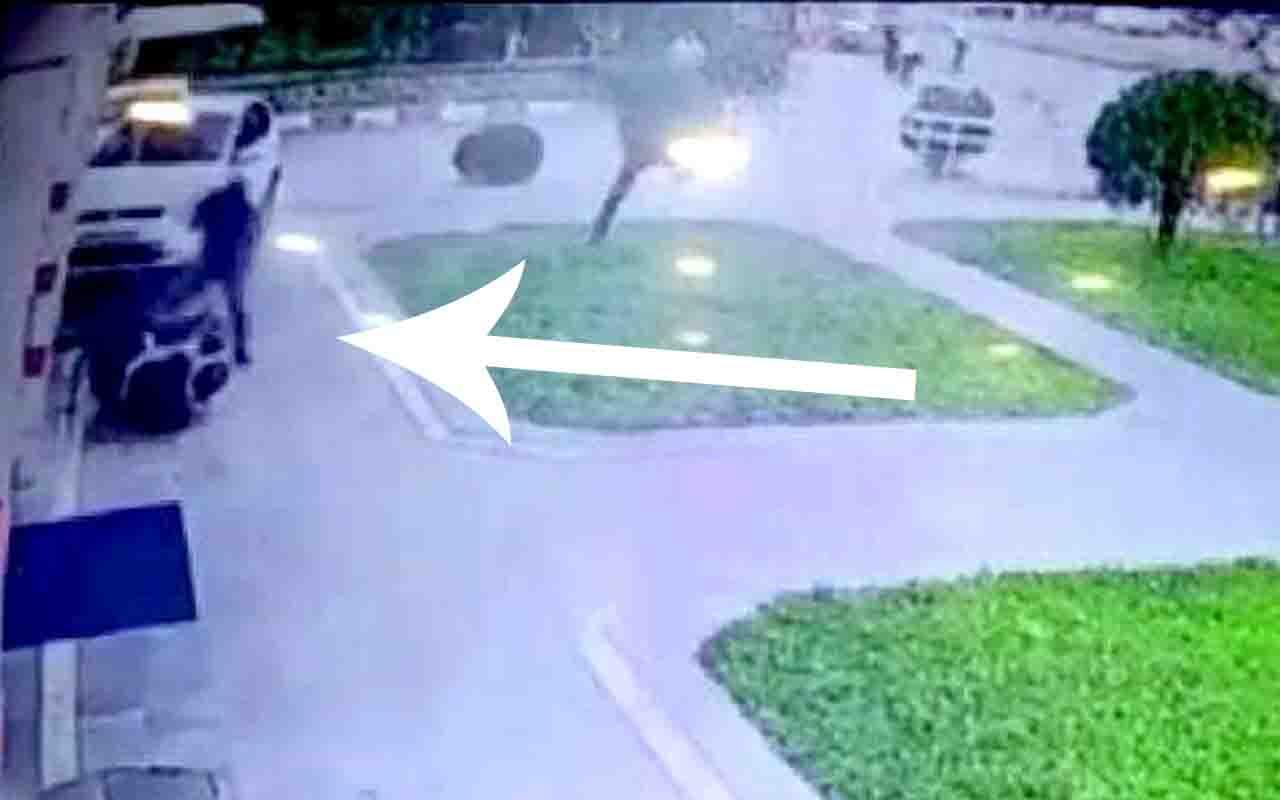 Diyarbakır'da sürücü fren yerine gaza basınca ATM önündeki 3 kişi ölümden döndü