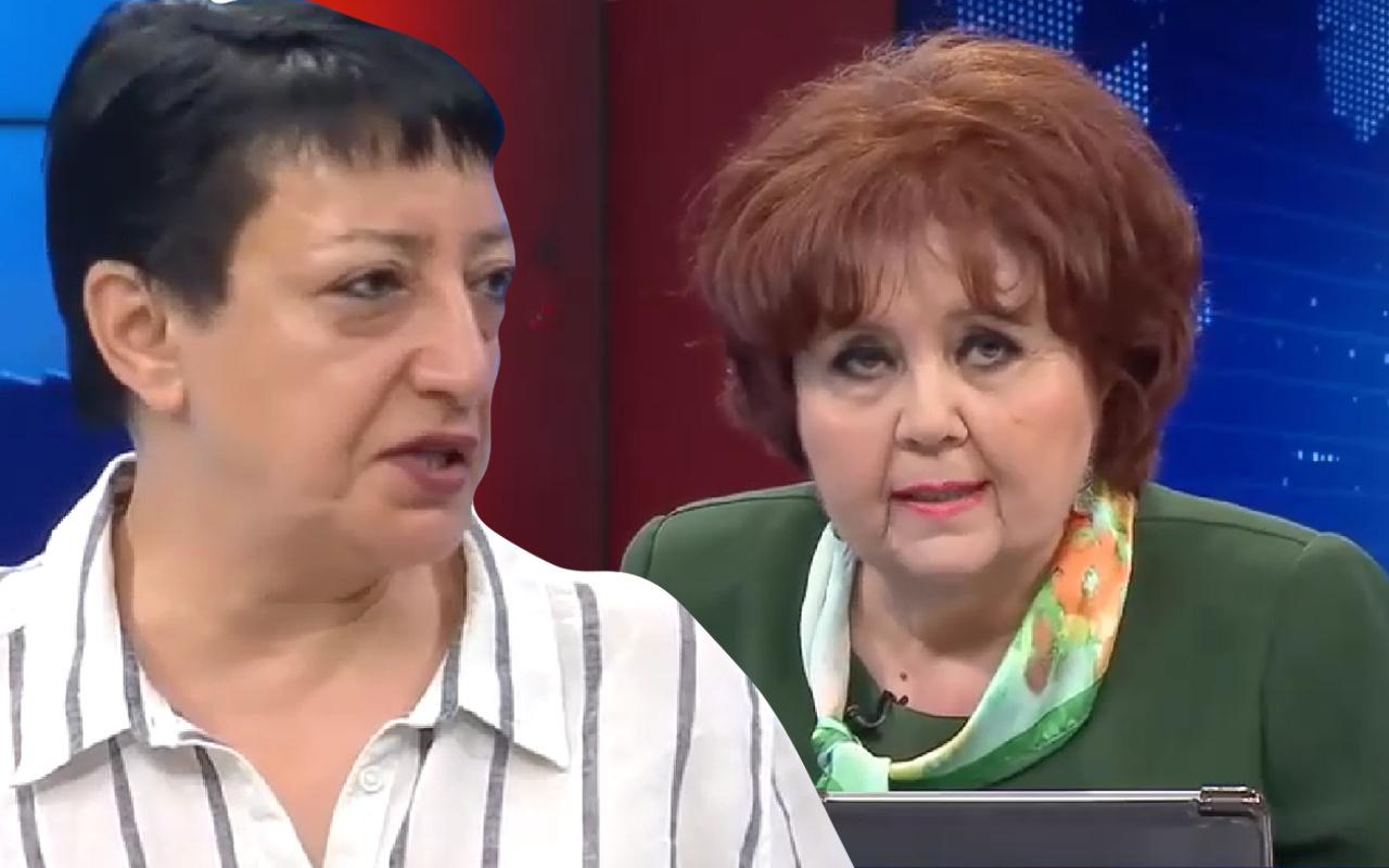 Türk askerine çirkin benzetme! Miyase İlknur'un Halk TV'deki skandal sözleri tepki çekti