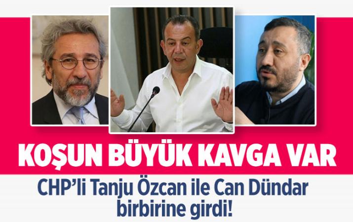 Mültecilere '10 kat zam' skandalı! CHP'li Tanju Özcan ile Can Dündar birbirine girdi