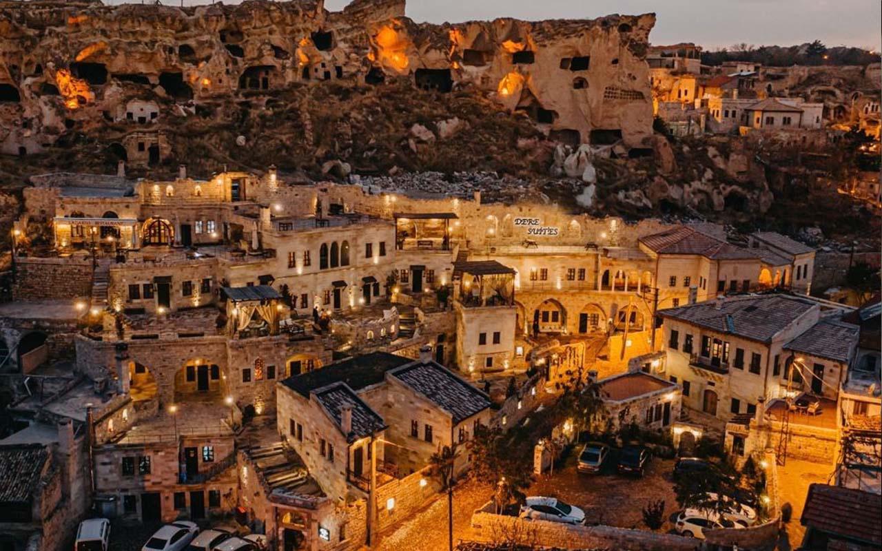 Kapadokya'da aşı olanlara otelde yüzde 20 indirim