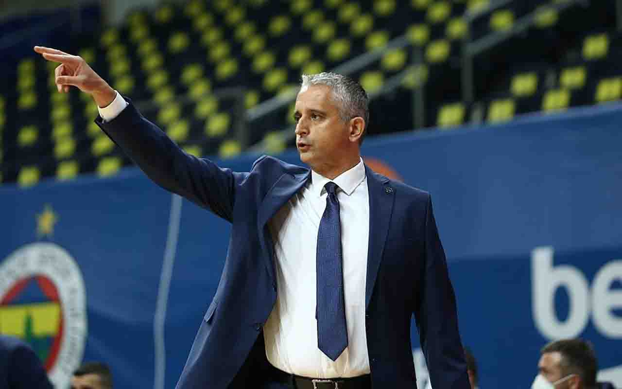Fenerbahçe'de Igor Kokoskov ayrılığı