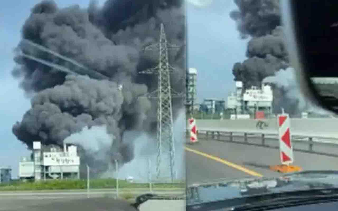 Almanya'da kimya tesisinde patlama: Beş kişi kayıp olduğu öğrenildi