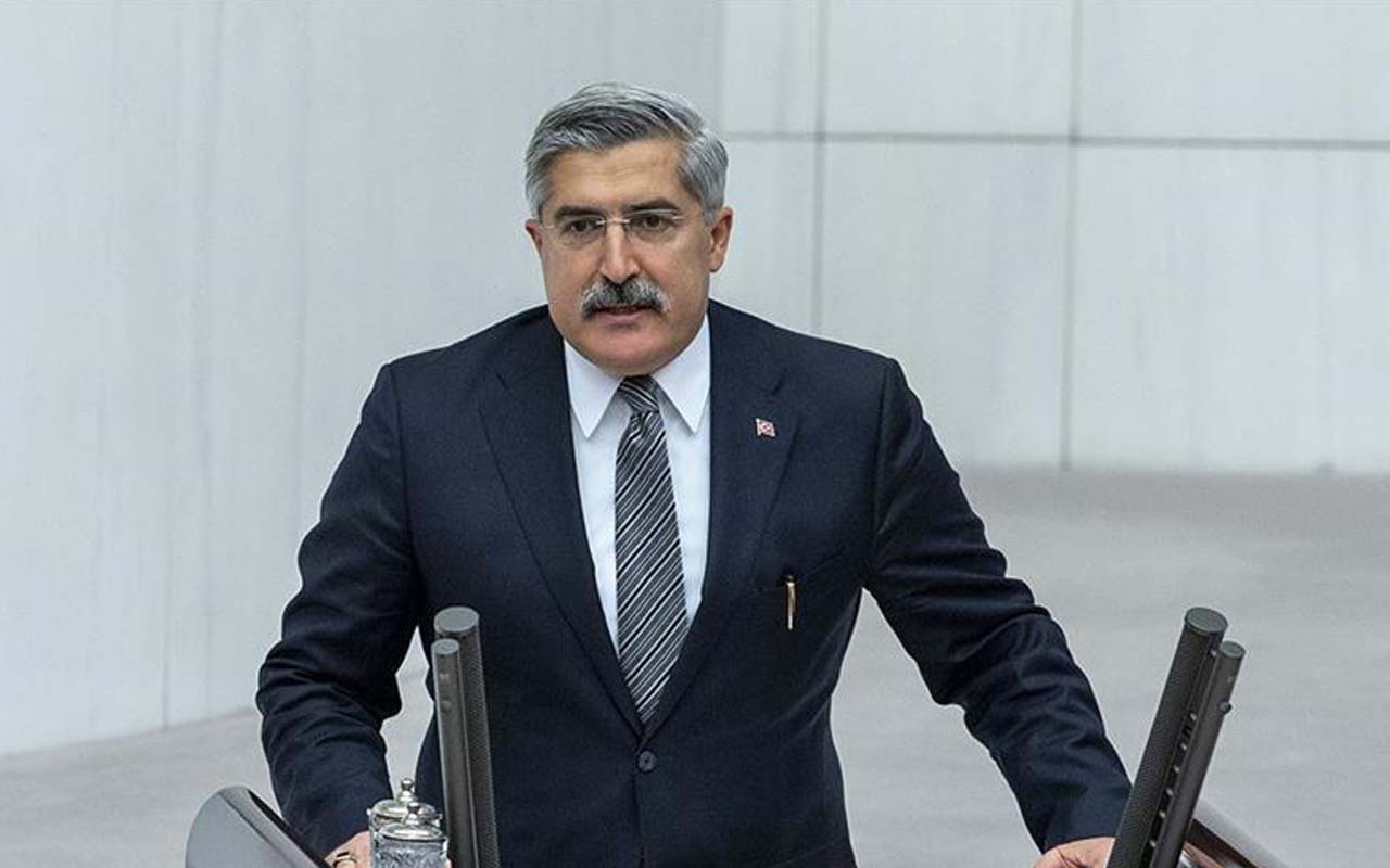 Hüseyin Yayman: Bu yasa Kılıçdaroğlu'na da Meral Akşener'e de lazım