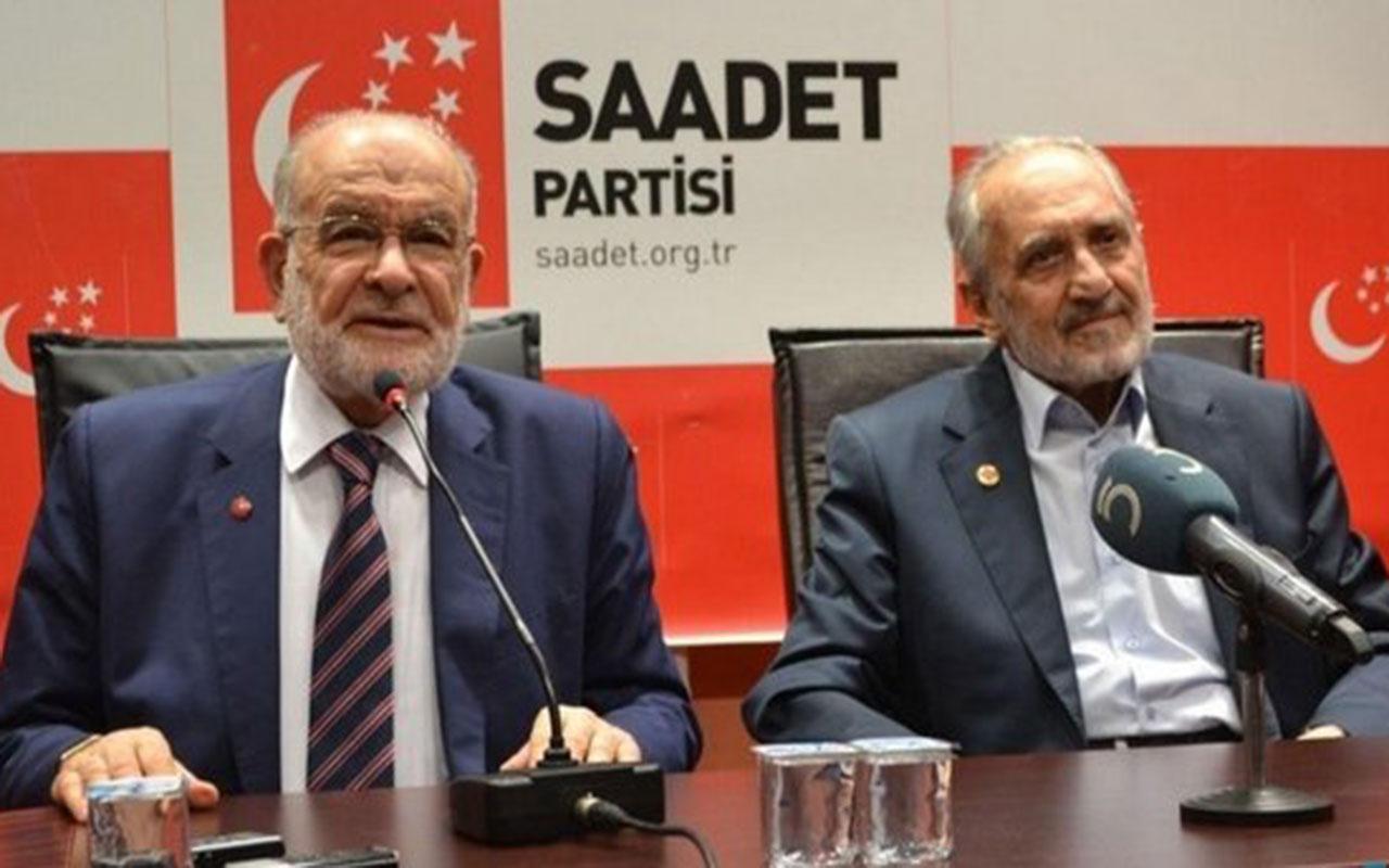 Saadet Partisi'nde kılıçlar çekildi Oğuzhan Asiltürk'ten Temel Karamollaoğlu'na muhtıra