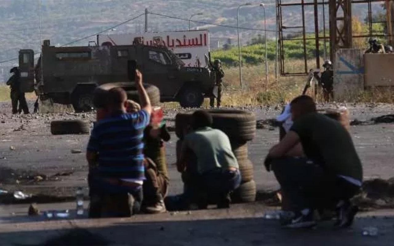 İsrail askerlerinin ateş açtığı bir Filistinli hayatını kaybetti