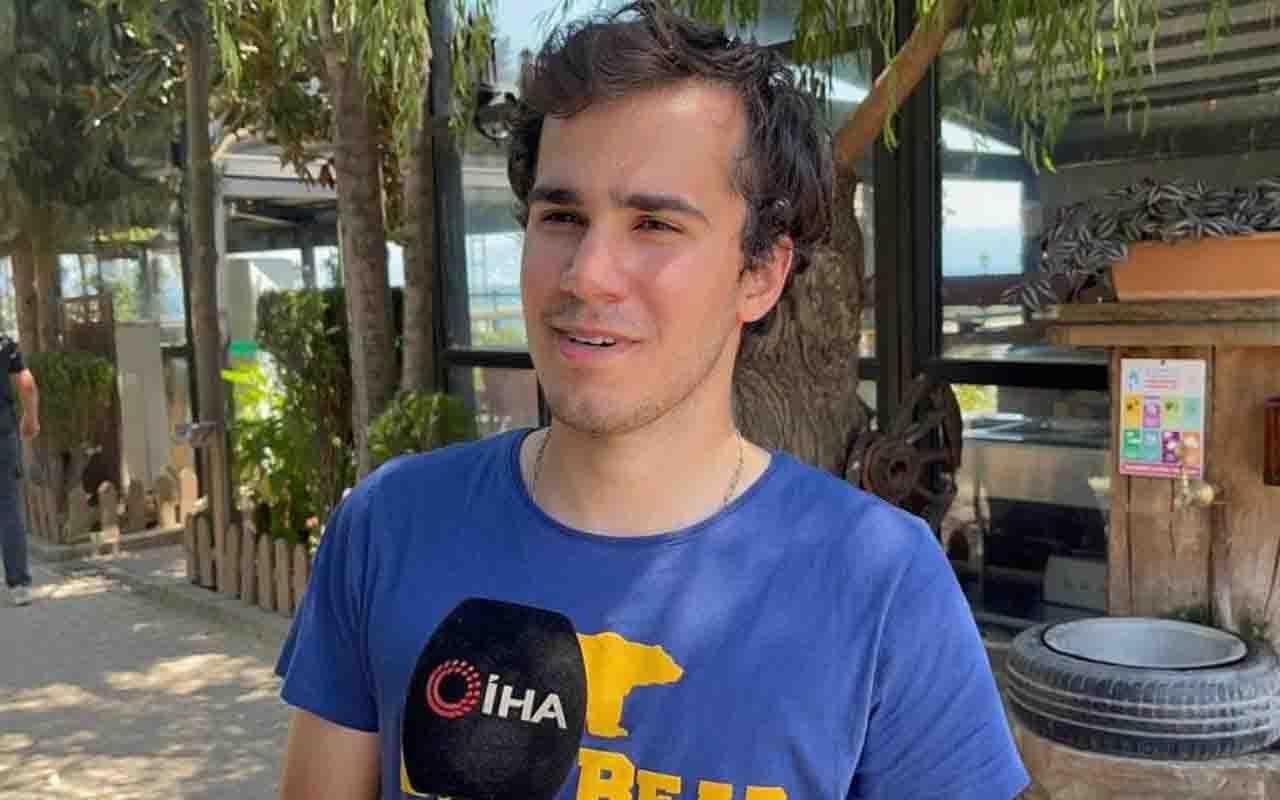 TYT Türkiye birincisi Ali Eren Çakıcılı: 4 buçuk yıl çalışarak başarılı oldum