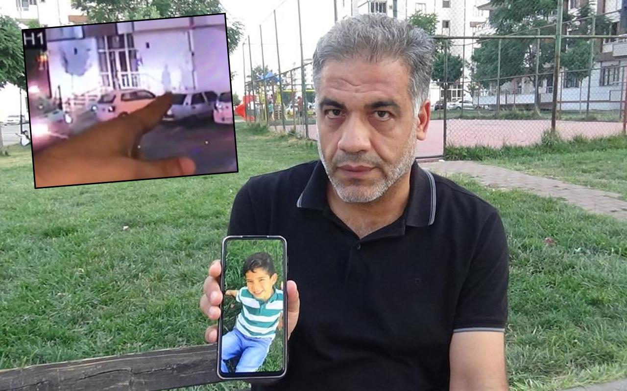 Diyarbakır'da küçük çocuk feci şekilde öldü! Acı detay ortaya çıktı: İzlemedim, dayanamadım