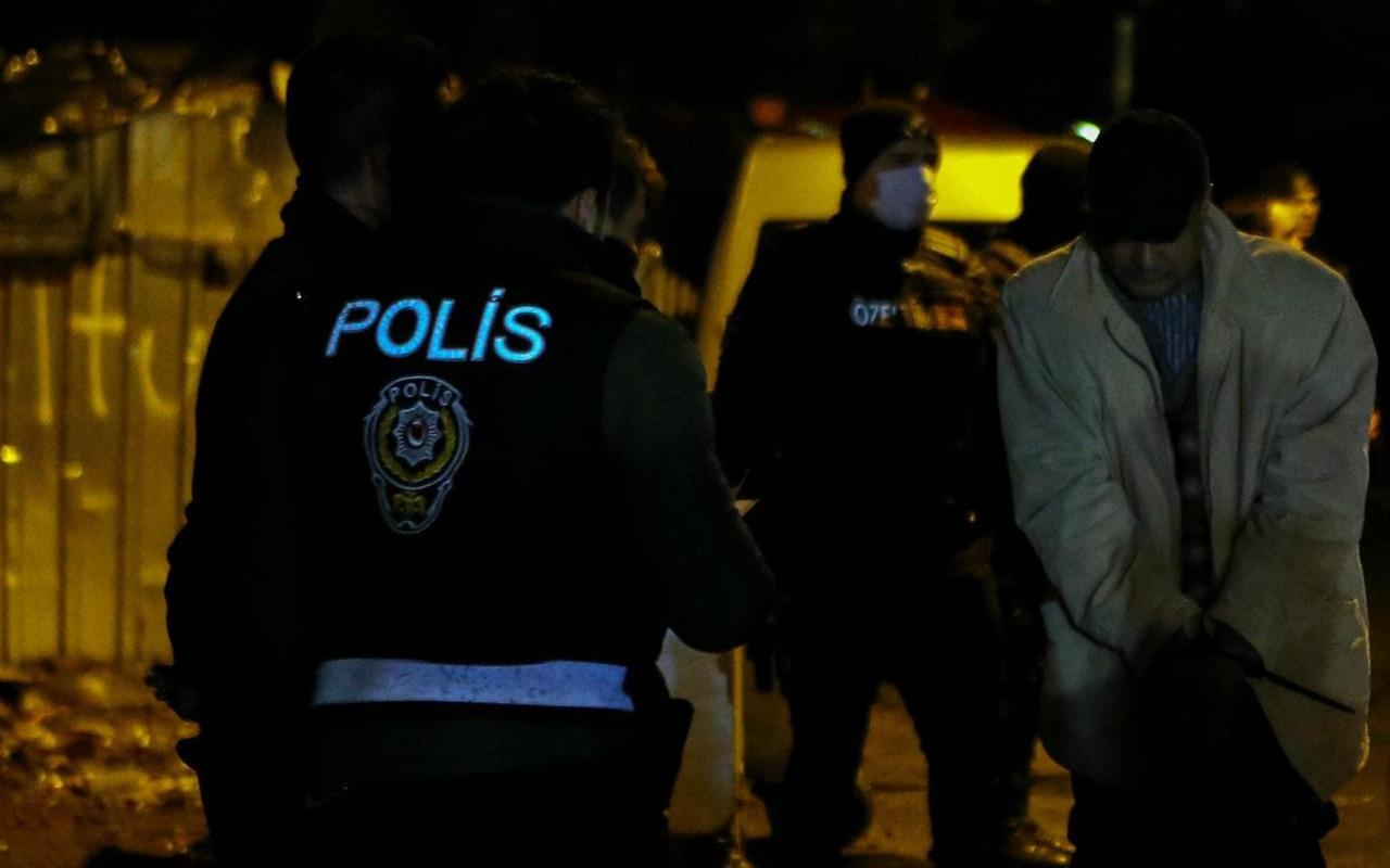 İstanbul'da 435 düzensiz göçmen muhafaza altına alındı