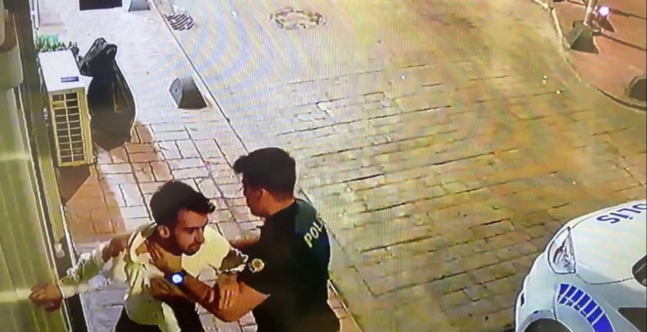 Sokak ortasında darp ettiği sevgilisinden Çağatay Akman'a uzaklaştırma şoku!