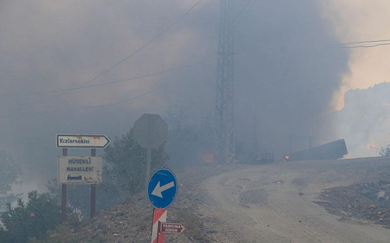 Adana ve Osmaniye'de 23 yerde birden orman yangını çıktı! Bu nasıl oldu?