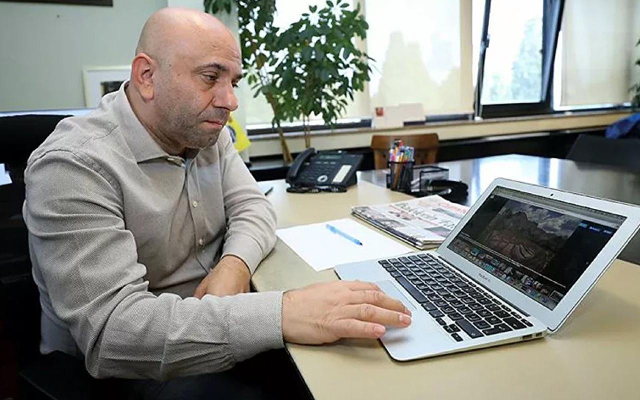 Cumhuriyet Gazetesi Genel Yayın Yönetmeni Aykut Küçükkaya istifa etti