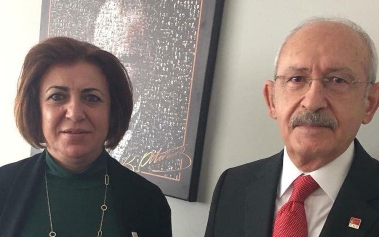 CHP Kırıkkale Kadın Kolları Başkanı Bakkal istifa etti! Partisine eleştiriler
