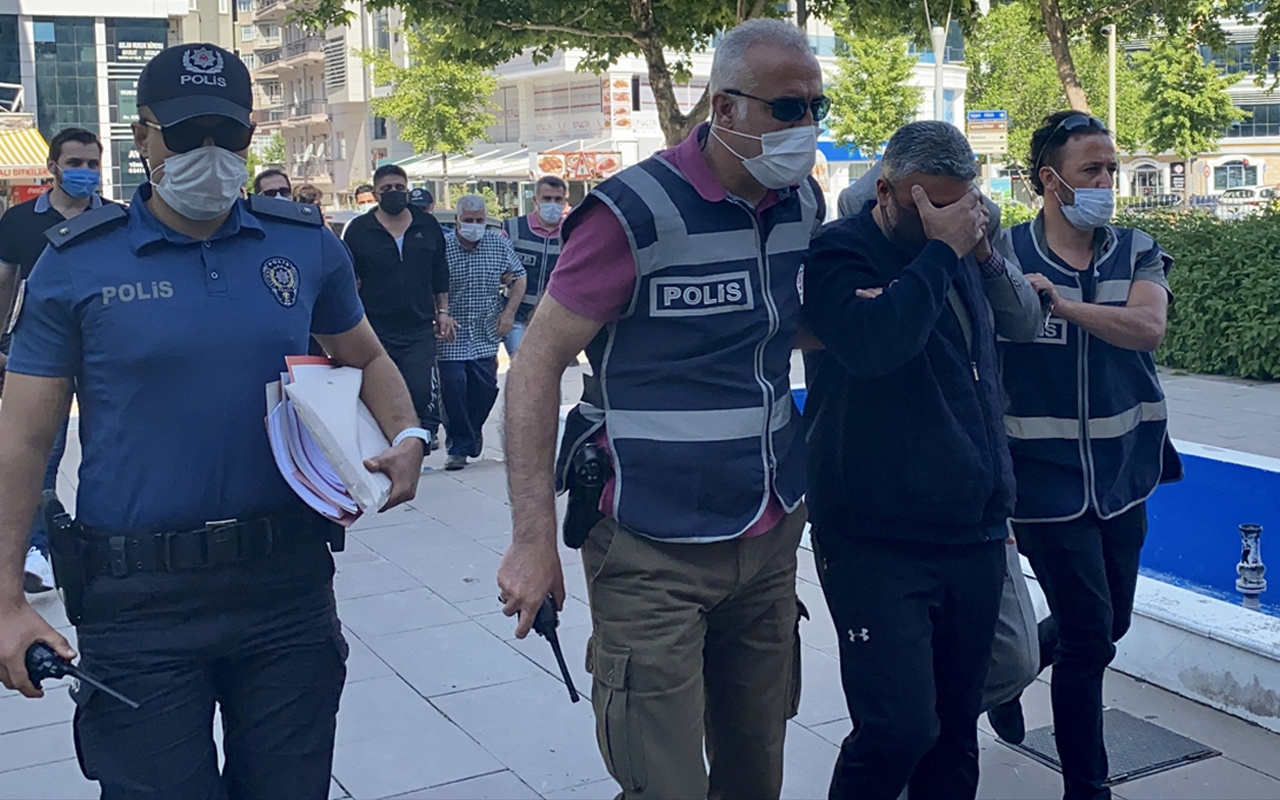 Kırşehir'de özel ekip en eskisi 21 yıllık 4 faili meçhul cinayeti aydınlattı