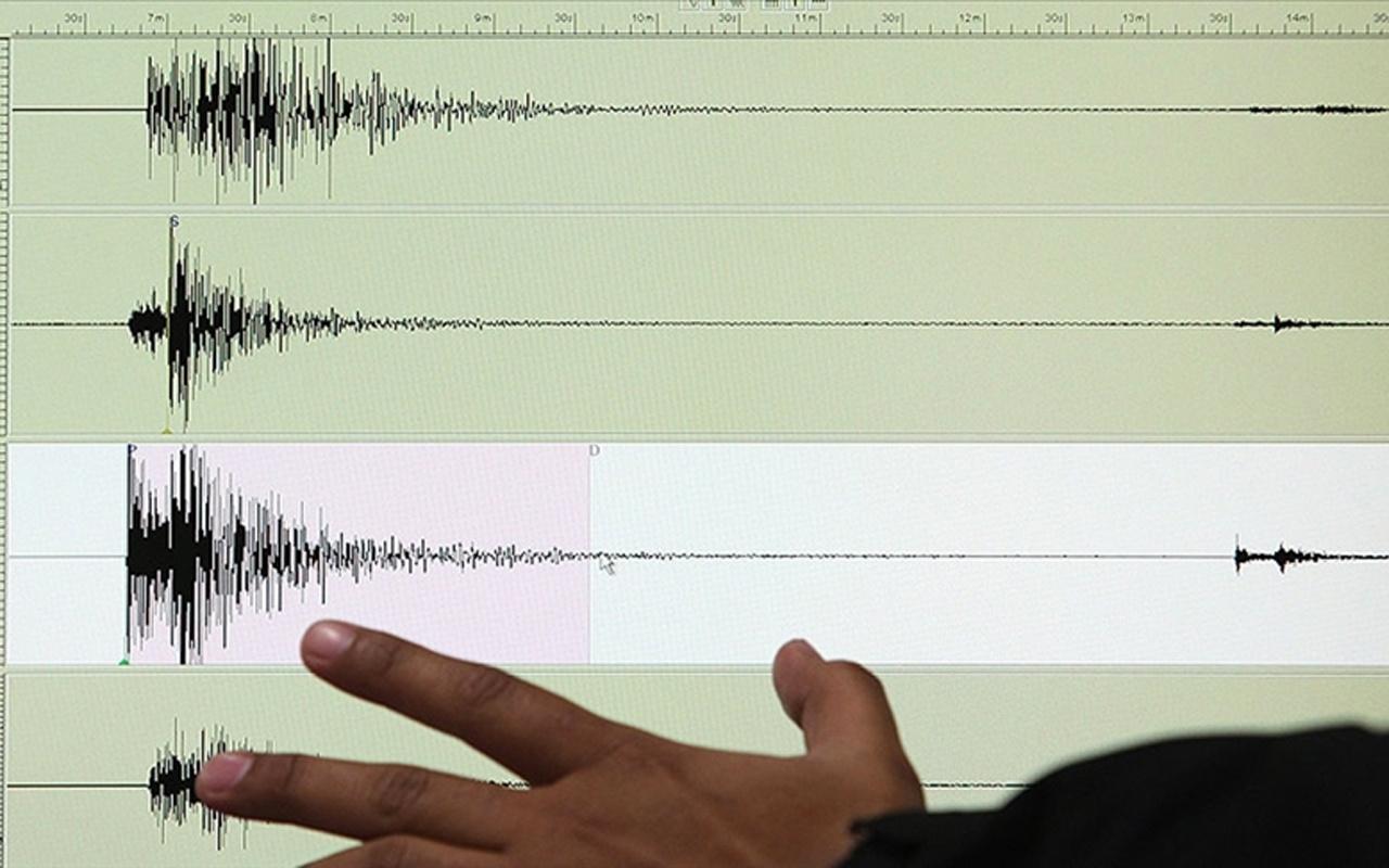 Myanmar'da 5,5 büyüklüğünde deprem oldu