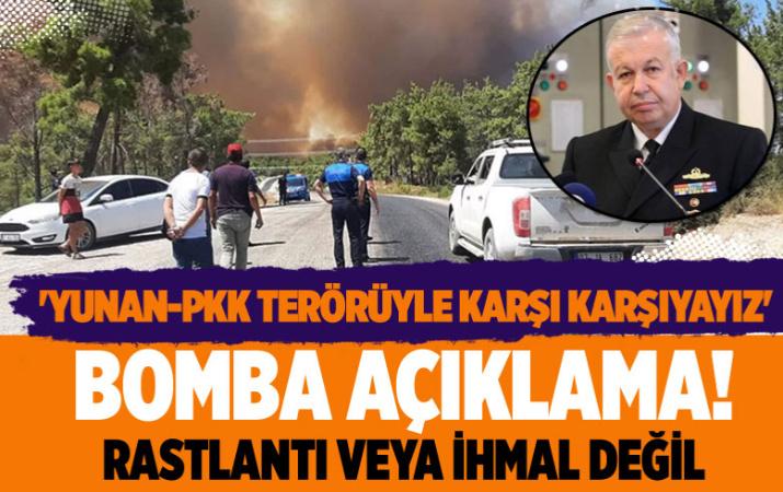 Cihat Yaycı'dan yangınlara ilişkin dikkat çeken açıklama
