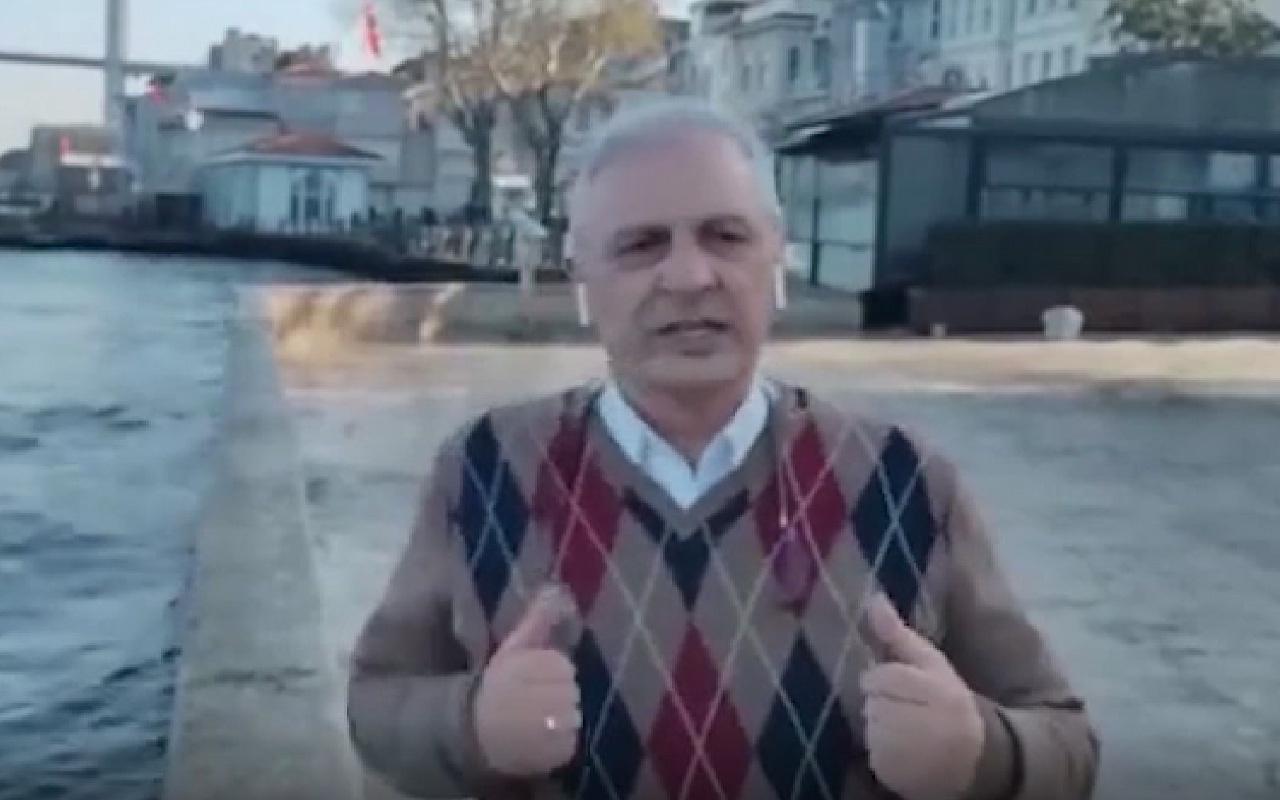 Can Ataklı'dan skandal sözler: Erdoğan'ın gitmesi için büyük yangınlar lazım