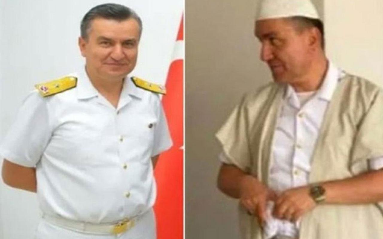 Sarıklı görüntüleri olay olan Tuğamiral Mehmet Sarı görevden alındı