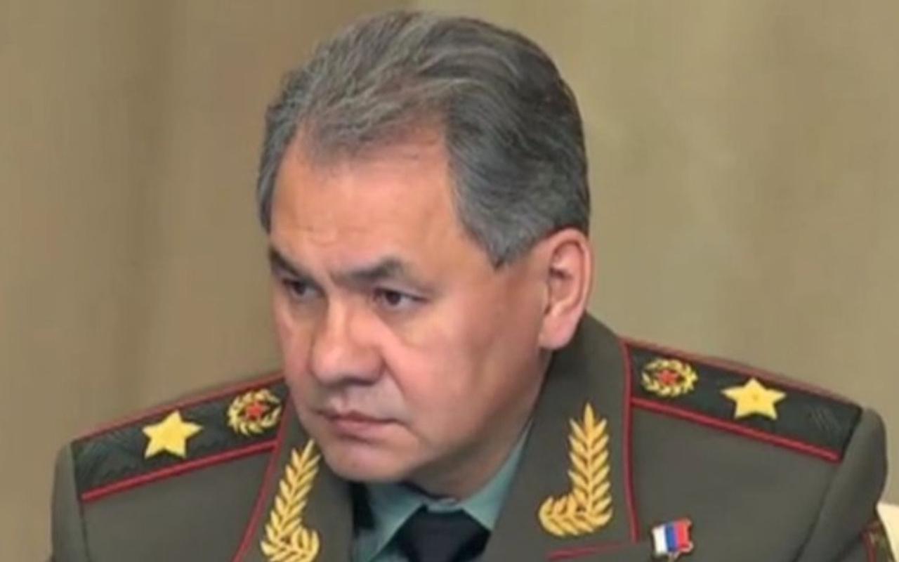Rusya Savunma Bakanı Sergey Şoygu ABD'nin oyununu açıkladı
