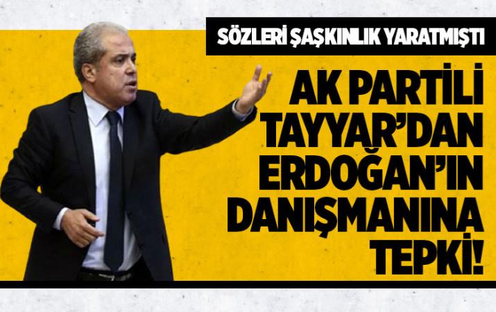 Şamil Tayyar'dan Erdoğan'ın danışmanı Yasin Aktay'a tepki! Ekonomimiz çöker demişti