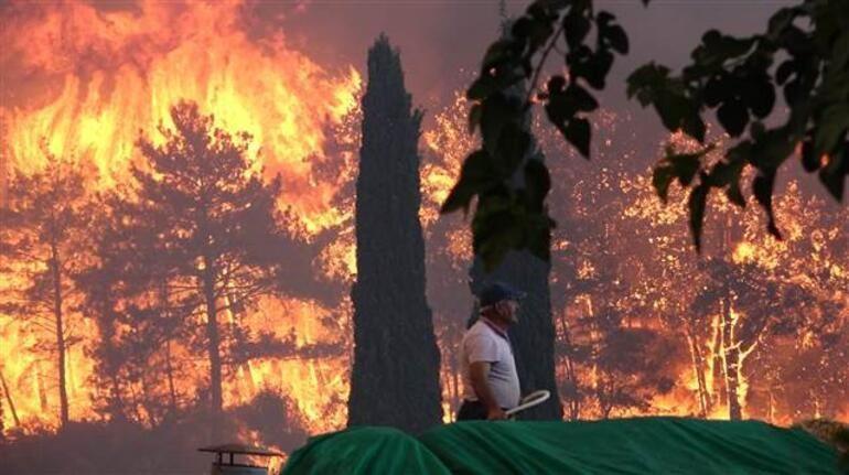 Ünlülerden Manavgat yangını paylaşım! Çiftliği yanan Tuğba Özay'a 'reklam' suçlaması!