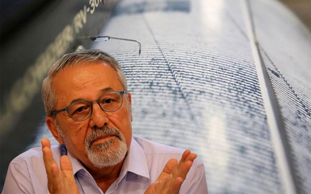 Prof. Dr. Naci Görür'den uykuları kaçıran açıklama! 'Büyük deprem bekliyoruz'