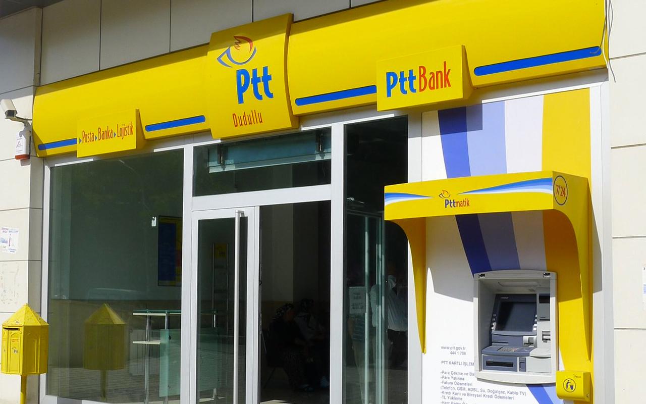 PTT'den 'başvuran herkese kredi verildiği' haberlerine yalanlama