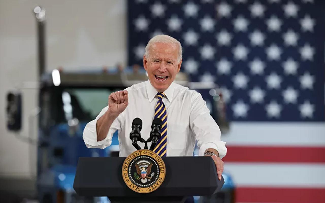 Joe Biden'dan gaf üstüne gaf! Önce karıştırdı sonra da Freudyen dil sürçmesiyle açıkladı