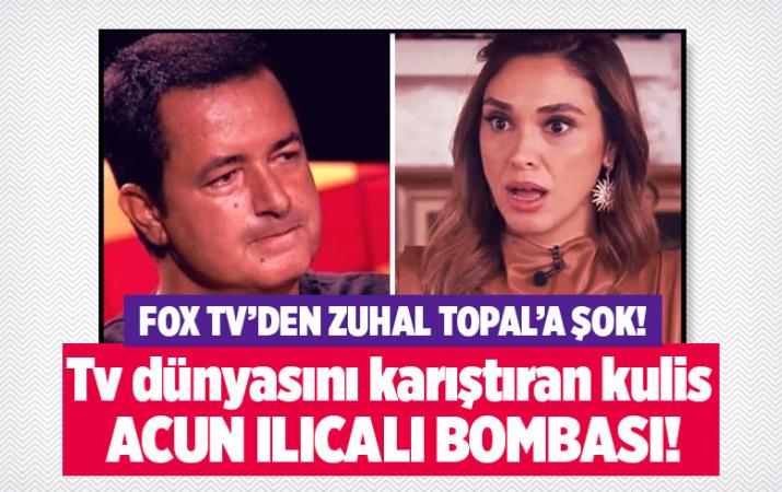 Fox Tv Zuhal Topal'la Sofrada anlaşması feshedildi! Tv8'e mi geçiyor?