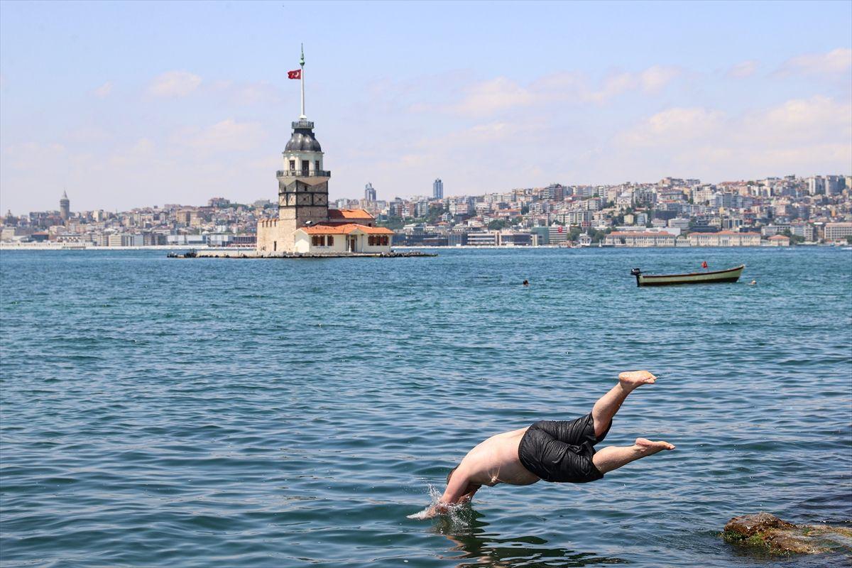 Meteoroloji'den Marmara dahil 3 bölgeye sıcaklık uyarısı! 8 dereceye kadar artacak