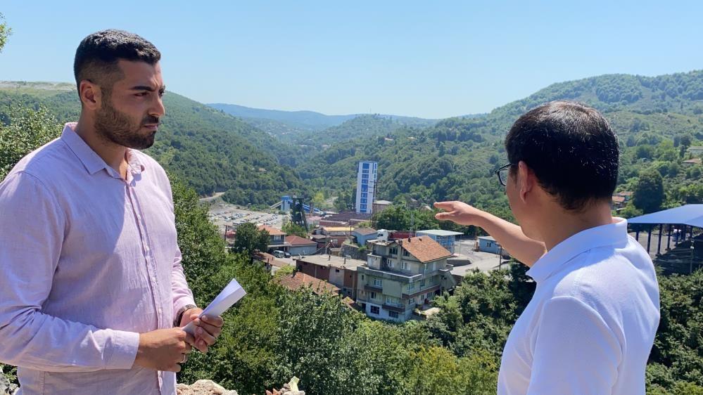 Çinli ekip Zonguldak'ta yaptı 3 buçuk yıl sürdü! Bir saatte 500 ton kömür üretme kapasitesi