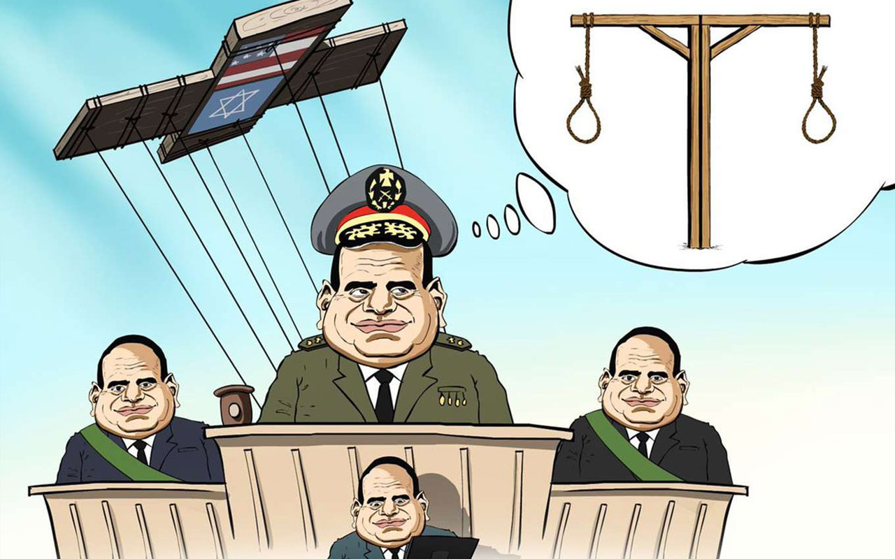 Mısır'da 24 İhvan mensubuna daha idam kararı!