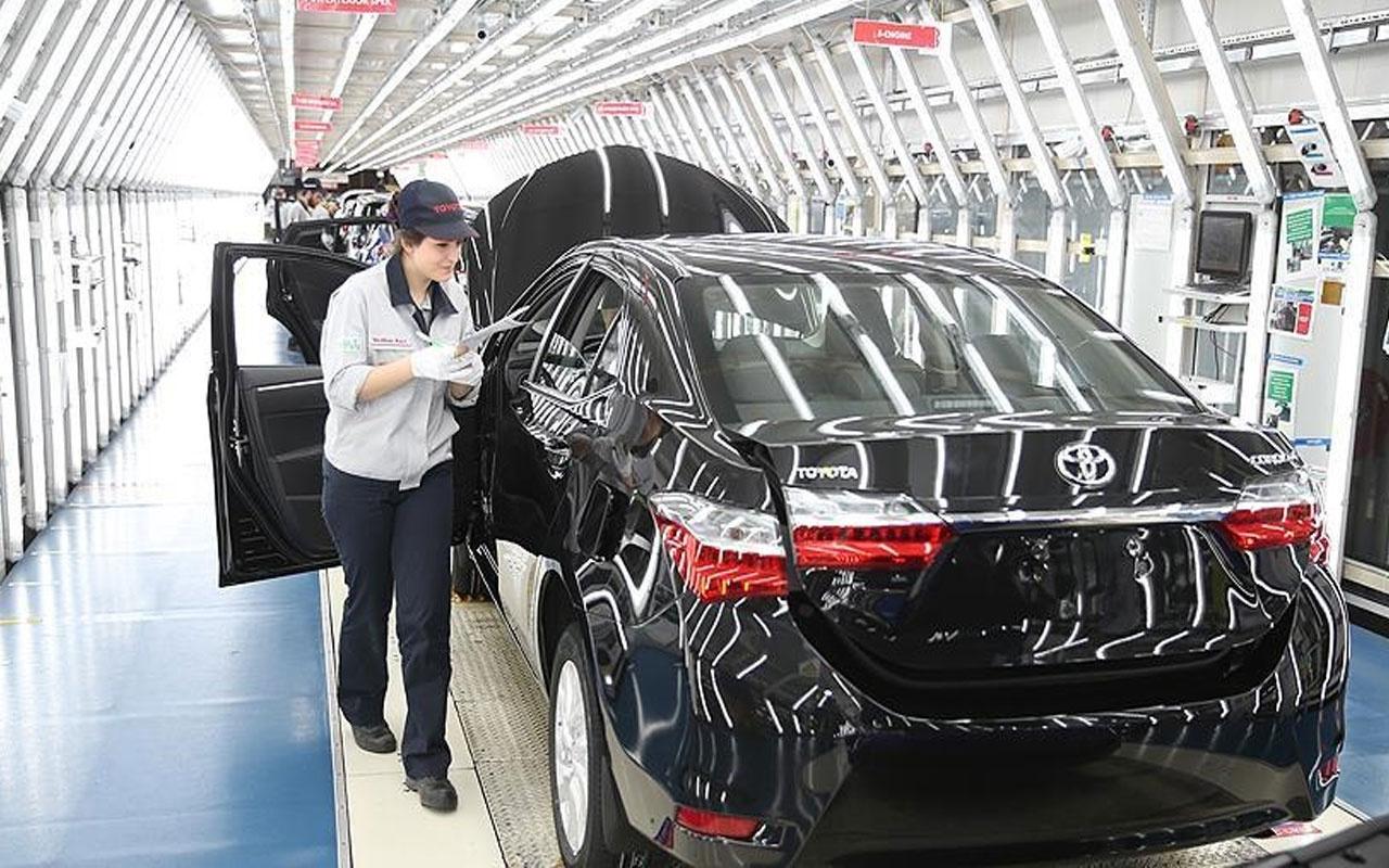 Toyota Türkiye 15 gün üretime bakım molası verecek