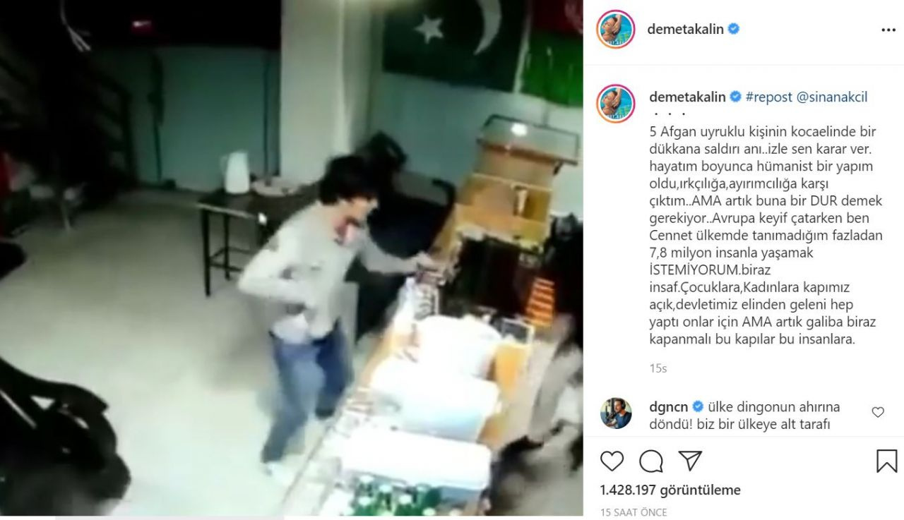 Afgan mültecilere sosyal medyadan tepki yağdı! Demet Akalın, Sinan Akçıl, Işın Karaca...