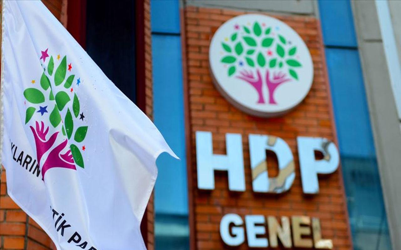HDP'den orman yangınlarına ilişkin açıklama